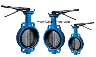 Butterfly Valves Suppliers in India