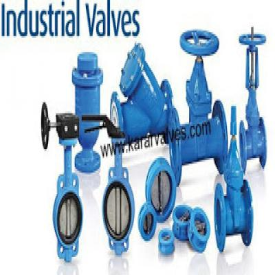 Industrial Valves Supplier in India
